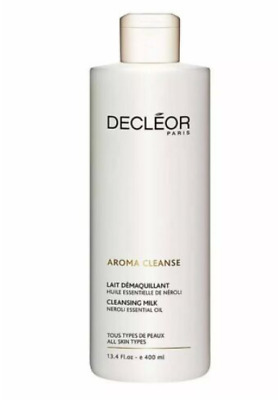 Decleor Aroma Cleanse Essential Cleansing Milk 400ml Repair Green Tea Almond Oil • 29.95£
