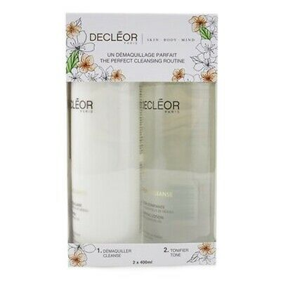 Decleor Aroma Cleanse Prep & Finish Cleansing Duo: Cleansing Milk 400ml Each • 59.95£
