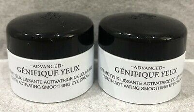 Lancome Advanced Genifique Yeux Youth Activating Eye Cream 2 X 5ml (10ml) • 13.99£