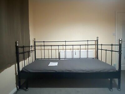 Ikea Day Bed Single Extendable To Double • 150£