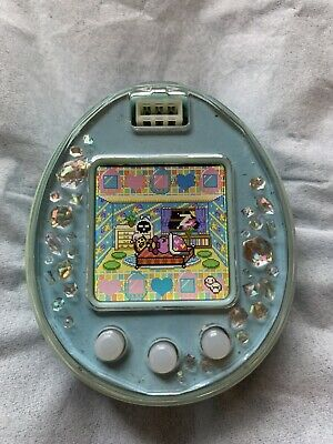 AU299 • Buy Tamagotchi P's Green English Patch Pre-owned