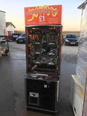 £450 • Buy Coin Operated Sports Arena Prize Every Time Arcade Machine