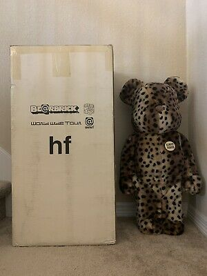 $4500 • Buy Be@rbrick Bearbrick 1000% BWWT World Wide Tour Fragment Almost Famous Hiroshi