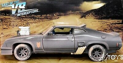£39.95 • Buy 1973 Ford Falcon XB Weathered Version V8 Interceptor Mad Max 1:24 Scale Die-cast