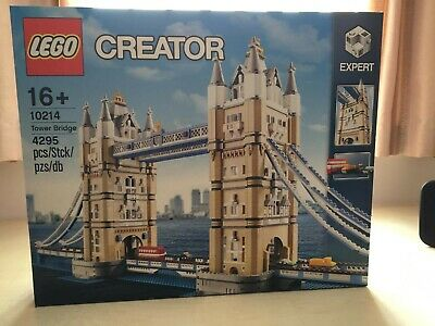 LEGO Creator Tower Bridge (10214) • 295£