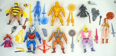 $235 • Buy MOTU, He-Man Lot Filmation Style, Masters Of The Universe, Super7, Figure, Set