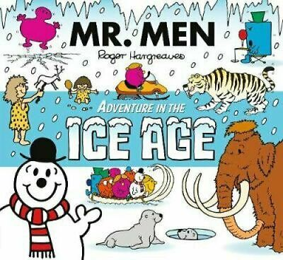 Mr Men ADVENTURE IN THE ICE AGE Buy 3 Mr Men Books Get A 4th Free • 3.29£