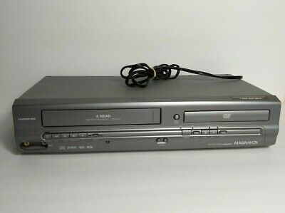 $ CDN30.09 • Buy Magnavox MWD2205 DVD Player VHS VCR Combo - For Parts / Repair - AS IS - Read