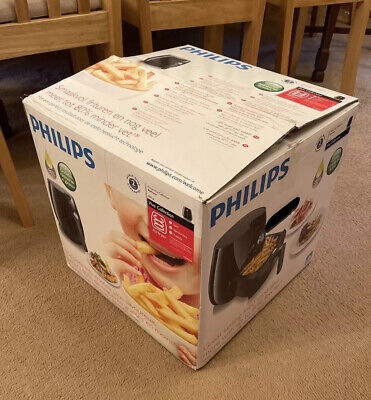 AU211.34 • Buy Philips HD9220/20 Viva Collection Healthy Low Fat Oil Free Airfryer - Ex Display