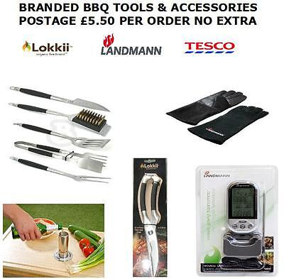 Bbq Tools  Branded Items 17 Items To Chose From, P&p £3.50 Max • 5.95£