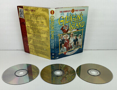 £8.69 • Buy Gilligans Island - The Complete First Season (DVD, 2004, 3-Disc Set)