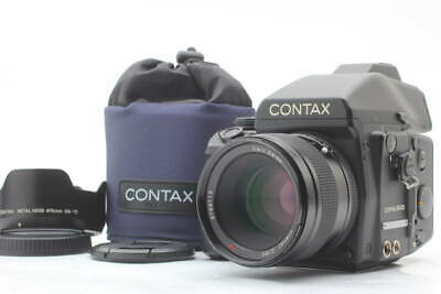 $ CDN9117.19 • Buy Contax 645 AF Medium Format Camera Planar 80mm F / 2 Lens Contax Planar 723 @ Av