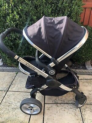 ICandy Peach 3 Pram Pushchair With Carrycot • 155£