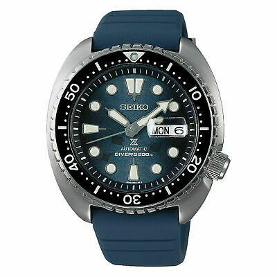 $ CDN551.40 • Buy New Seiko Automatic Prospex King Turtle Divers 200M Men's Watch SRPF77