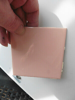£9.99 • Buy Cristal Wall Tiles Previously Used Wall Tiles - Group One Pink