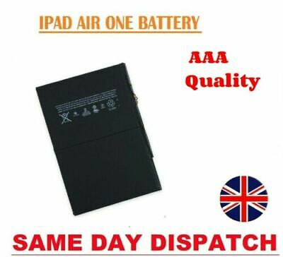 £11.99 • Buy NEW Replacement OEM Battery For IPad Air 1 IPad 5 8827mah A1484 A1474 1475 UK