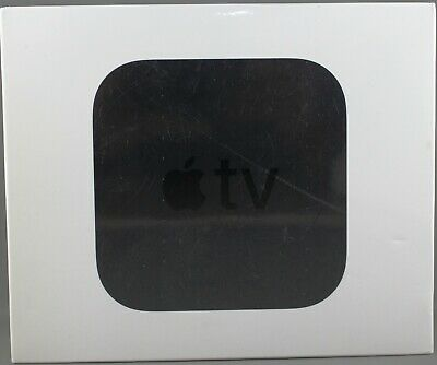 AU237.49 • Buy APPLE HD TV (4th GENERATION) 32GB HD MEDIA STREAMER - A1625 -BRAND NEW/SEALED