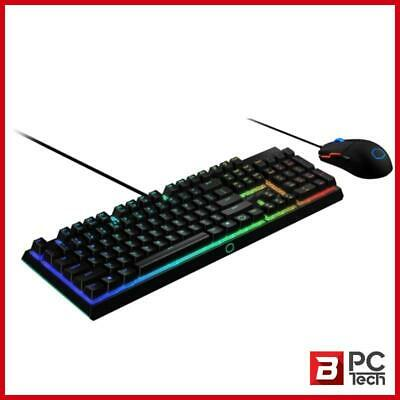 AU89 • Buy Cooler Master MS110 RGB Mem-chanical Gaming Keyboard And Mouse Combo