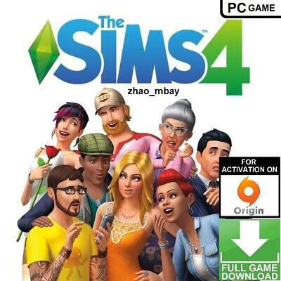 AU13.41 • Buy The Sims 4 PC Origin Key GLOBAL FAST DELIVERY! Simulation Casual FUN GAME!