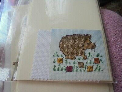 £3 • Buy Cross Stitch Card Kit - Happy Birthday? (521)