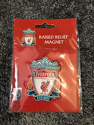 Liverpool Football Club FC Fridge Magnet - Licensed Official Merchandise • 1.99£