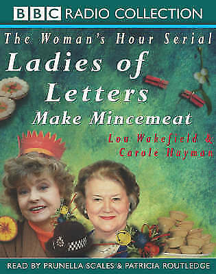 Ladies Of Letters Make Mincemeat By Carole Hayman (CD-Audio, 2003) • 2.99£
