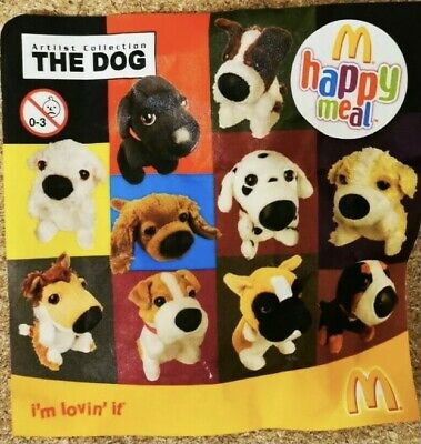 £6 • Buy McDonald's Happy Meal Toys The Dog 2008. Various. Brand New In Packaging.