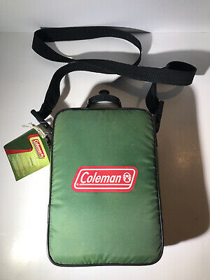 $ CDN22.52 • Buy Coleman 2 Qt. Sport Canteen Hiking / Camping Water Bottle With Strap New W/Tag