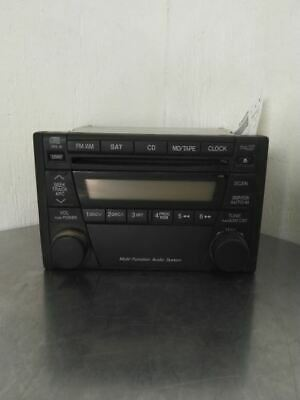 $201.99 • Buy Audio Equipment Radio VIN 1 8th Digit Am-fm-cd 6 Disc Fits 05-07 ESCAPE 5366