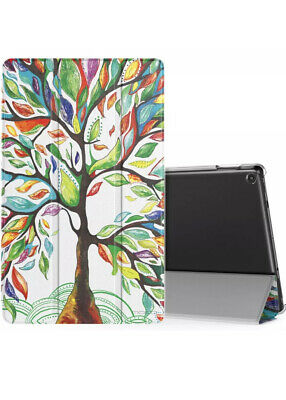 MoKo Case For Fire HD 8 2016 Tablet(Fits 6th Generation - 2016) Lucky Tree • 7.99£