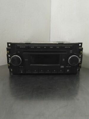 $323.49 • Buy Audio Equipment Radio Am-fm-cd 6 Disc Fits 04-05 MAZDA MX-5 MIATA 21072