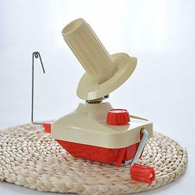 Yarn Ball Winder, Knitting Wool Winder Holder, Manual Wool Yarn Cone Ball • 25.15£