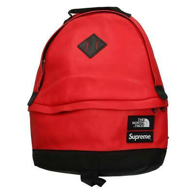 $ CDN935.03 • Buy SUPREME × THE NORTH FACE PURPLE LABEL 17AW LEATHER BACKPACK Leather Backp (12374