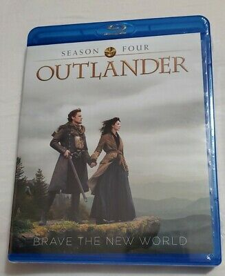 AU18.26 • Buy Outlander Season Four 4 (Blu-ray Box Set) New