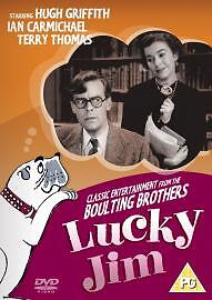 Lucky Jim Dvd Ian Carmichael Brand New & Factory Sealed (1957) • 19.95£