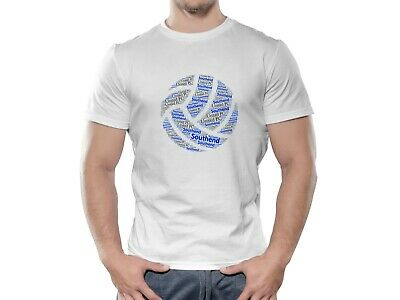 £10.99 • Buy Brand New Southend United FC Ball Design Football T Shirt.  Various Sizes