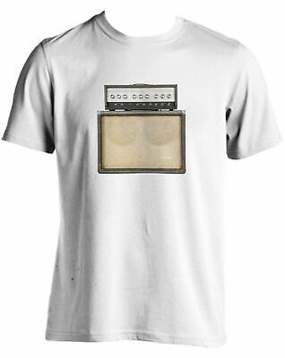 $ CDN19.34 • Buy Awesome Tube Amplifier 60's Silvertone Piggyback T-shirt In 6 Colors!