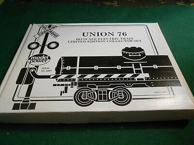 $ CDN48.53 • Buy Model Power UNION 76 HO Scale ELECTRIC Model TRAIN COLLECTOR SET 1097 New!