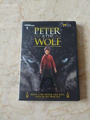 £9.99 • Buy  Peter And The Wolf Prokofiev's DVD
