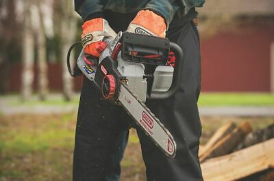 View Details Oregon Garden Corded Electric Self Sharpening Chainsaw 45cm CS1500 2400W 230V • 74.99£
