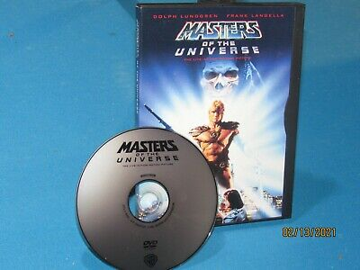 $10.46 • Buy Masters Of The Universe (DVD, 2001) SHIPS FREE!!