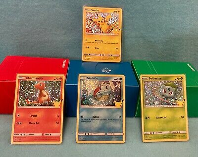 $1.05 • Buy 2021 Pokemon McDonalds 25th Anniversary Cards All 50 HOLO &Non Complete Your Set
