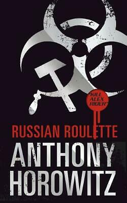 Russian Roulette (Alex Rider), Anthony Horowitz, New Book • 7.76£