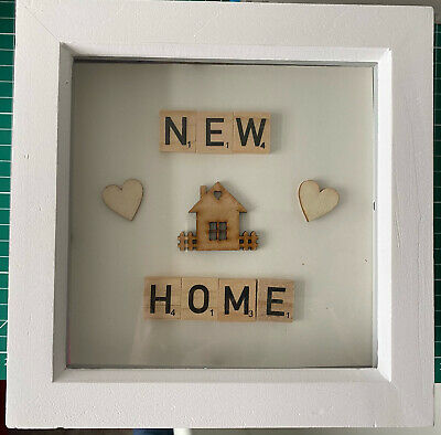 £12 • Buy New Home Scrabble Picture
