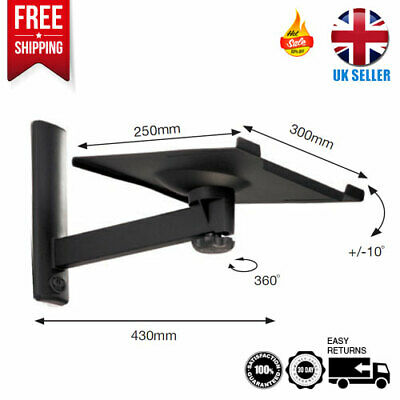 £9.99 • Buy TV Stand Mount - Ideal For Traditional Televisions, Monitors & Home Speakers