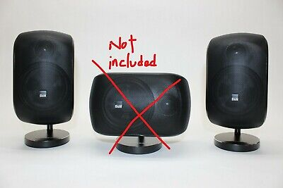 $ CDN628.26 • Buy Bowers And Wilkins (B&W) M-1 Speakers Set Of 3