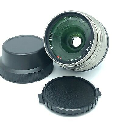 $ CDN341.82 • Buy [TOP MINT] CONTAX Carl Zeiss Biogon T* 28mm F/2.8 Lens For G1 G2 From JAPAN C11