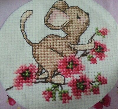 £3 • Buy Cross Stitch Card Kit - Happy Birthday?   (510)