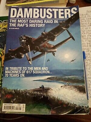 Dambusters By Rowley, Clive Book Magazine Good Used • 10£