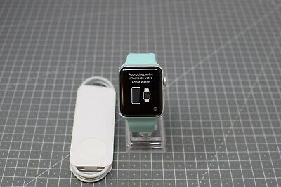 $ CDN275.76 • Buy Apple Watch Series 3 Smart Watch GPS And Cellular - 42mm - Silver - AW3027